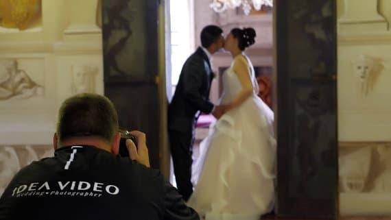 fotografo matrimonio pescantina