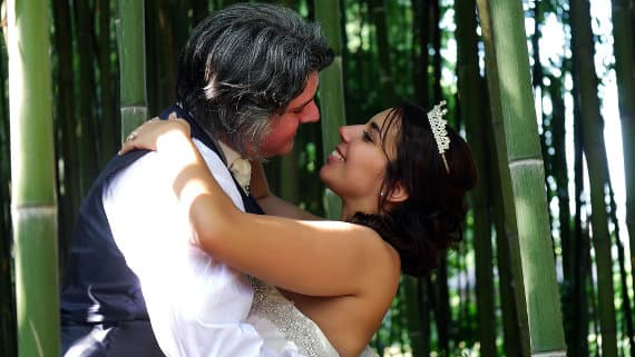 fotografo matrimonio Bergantino