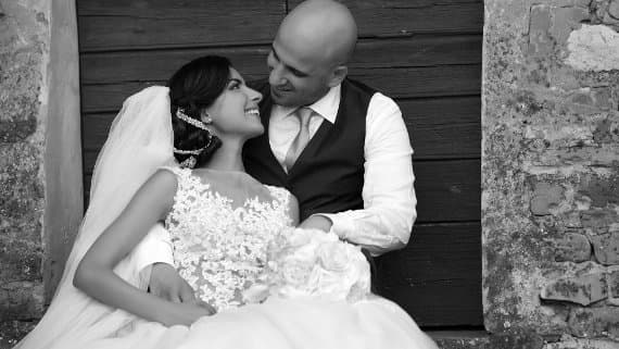 fotografo matrimonio Ceregnano