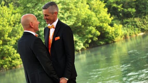 fotografo matrimonio Occhiobello