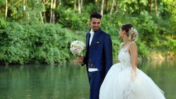 fotografo matrimonio Castel Goffredo