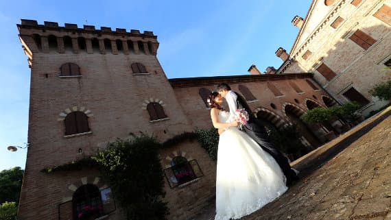 fotografo matrimonio Gonzaga
