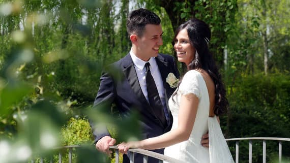 servizio foto matrimonio Trentino